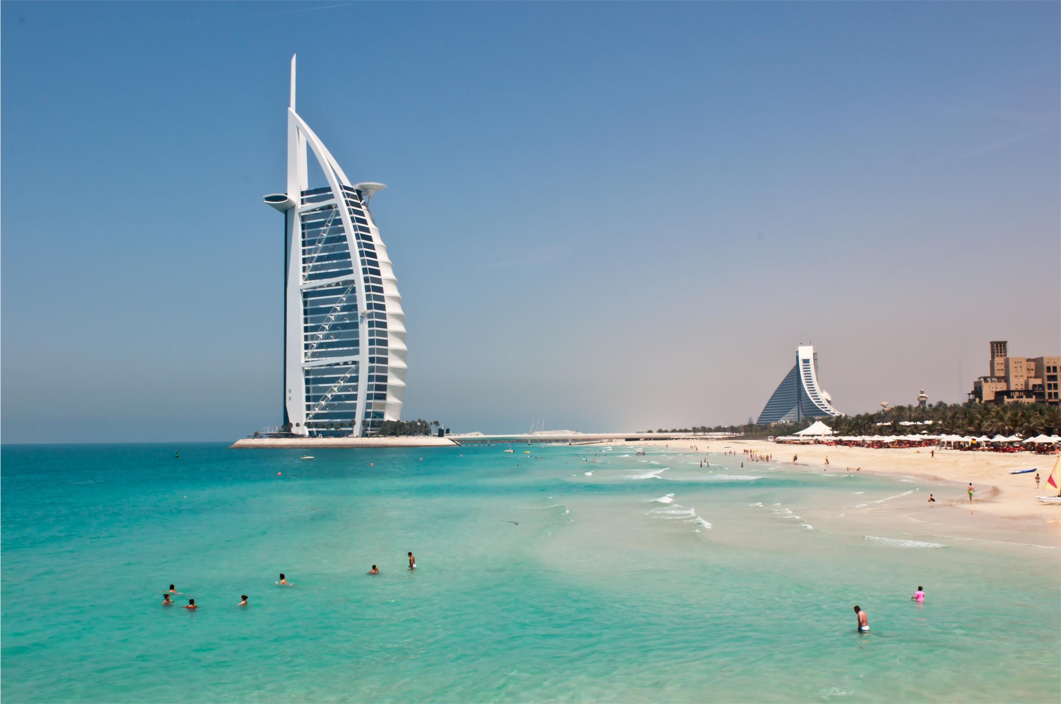 Dubai Tour 2016 burj al arab cropped