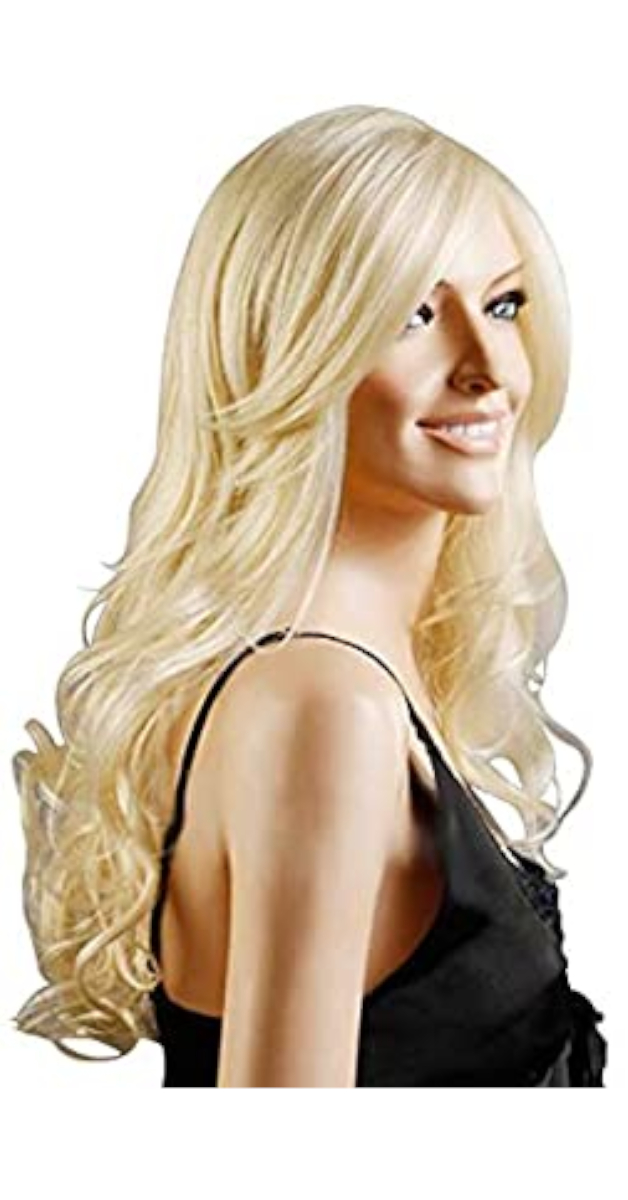 french maid blonde wig